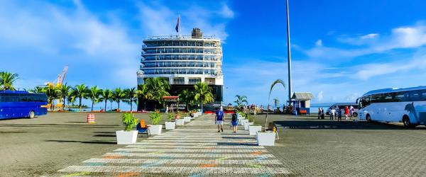 Κανάλι Παναμά & Καραϊβική