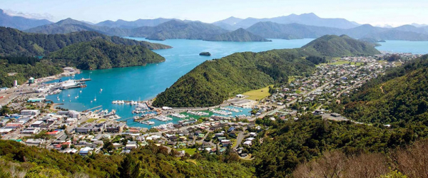 Νέα Ζηλανδία - Από Αυστραλία