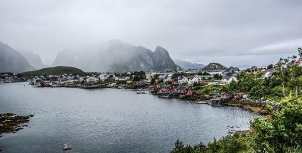 Νορβηγικά Φιόρδ