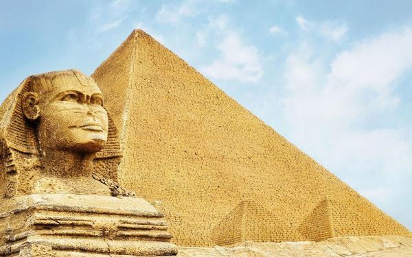 Αίγυπτος, η μυστηριώδης