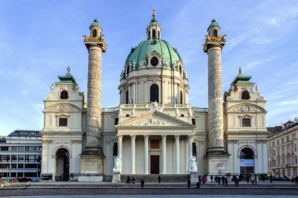Βιέννη - Βουδαπέστη - Σάλτσμπουργκ